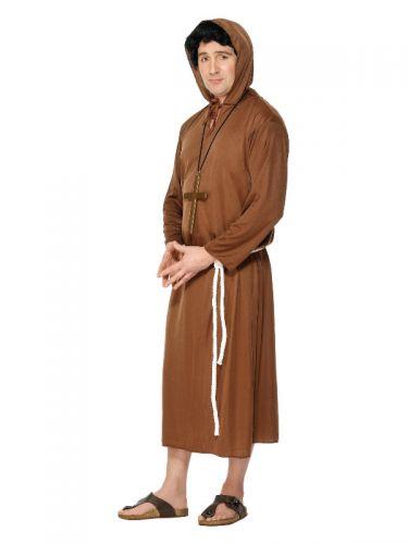 Monk Costume, Brown