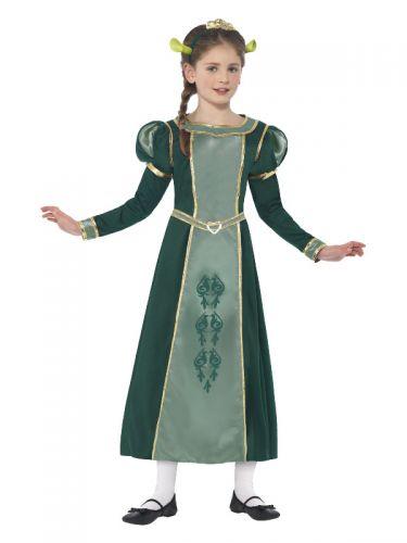 Shrek Princess Fiona Costume, Green