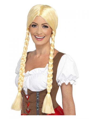 Bavarian Beauty Wig, Blonde