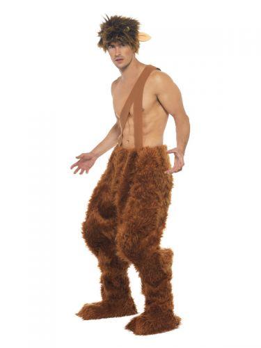 Pan Costume, Brown