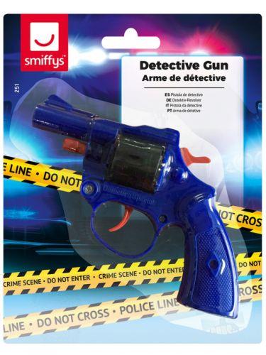 Detective Gun, Blue