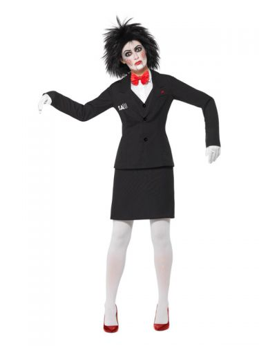 SAW Billy Costume, Black