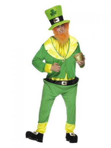 Leprechaun Costume, Green