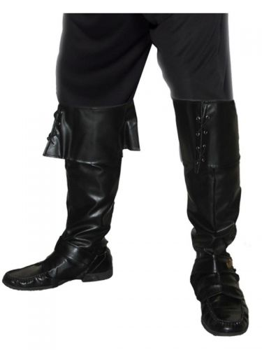 Pirate Bootcovers, Black