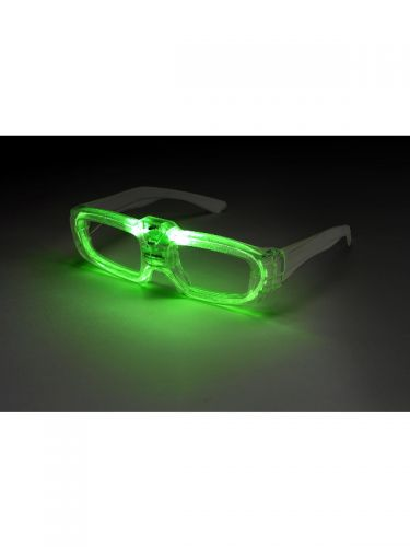 Light up Glasses, Sound Activated