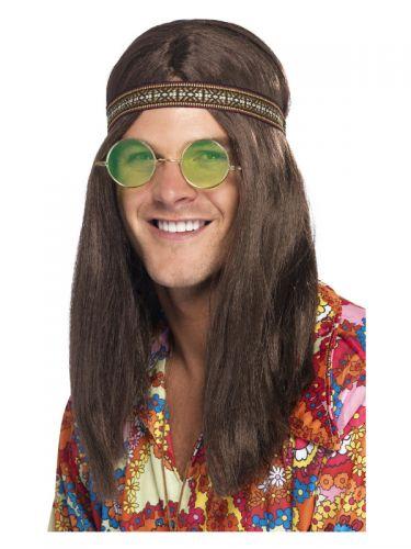 Mens Hippie Kit, Brown