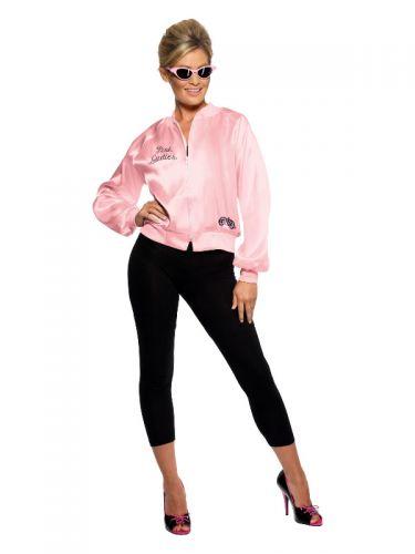 Grease Pink Ladies Jacket, Pink