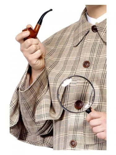 Tales of Old England Sherlock Holmes Kit, Brown