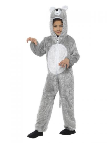 Mouse Costume, Grey