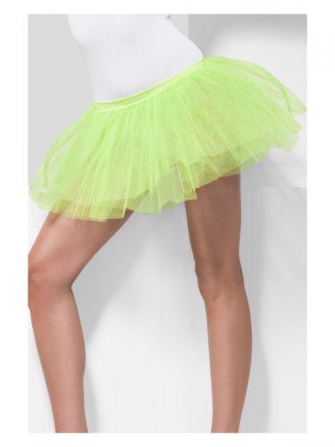 Tutu Underskirt, Neon Green