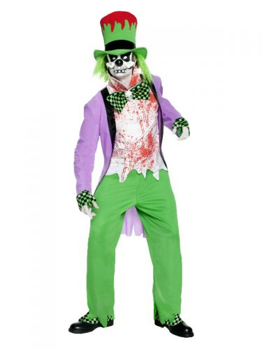 Bad Hatter Costume, Purple