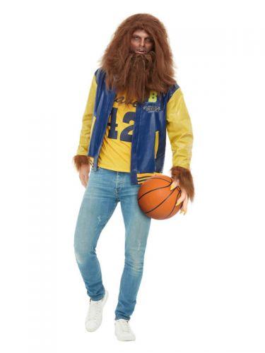 Teen Wolf Costume, Blue
