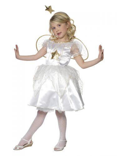 Star Fairy Costume, White