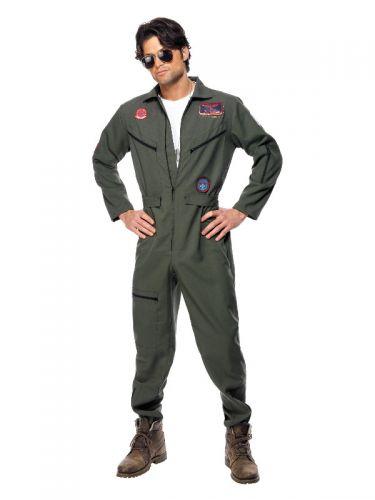 Top Gun Costume, Green