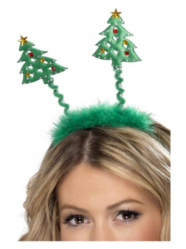 Christmas Tree Boppers, Green