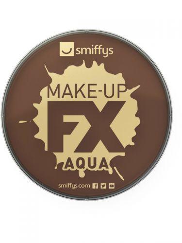 Smiffys Make-Up FX, Dark Brown