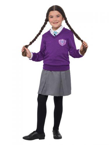 St Clare's Costume, Purple