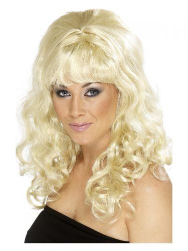 Beehive Beauty Wig, Blonde