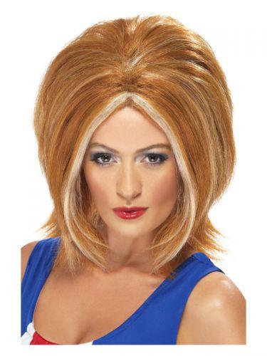 Girl Power Wig, Ginger