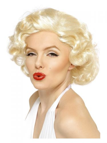 Marilyn Monroe Bombshell Wig, Blonde
