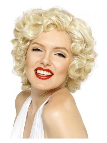 Marilyn Monroe Wig, Blonde