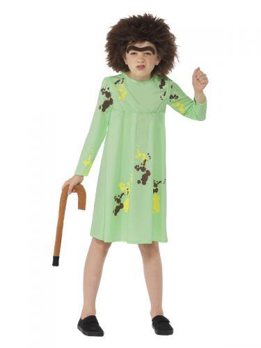 Roald Dahl Mrs Twit Costume, Green