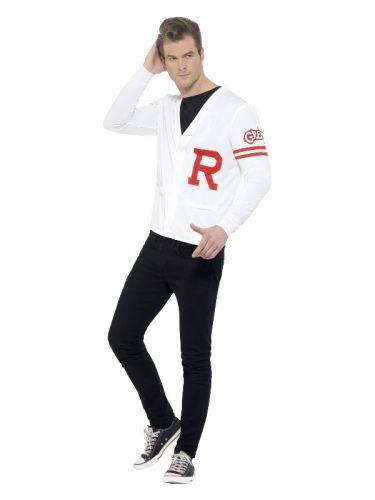 Grease Rydell Prep Costume, White