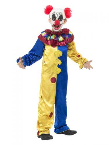 Goosebumps The Clown Costume, Multi-Coloured