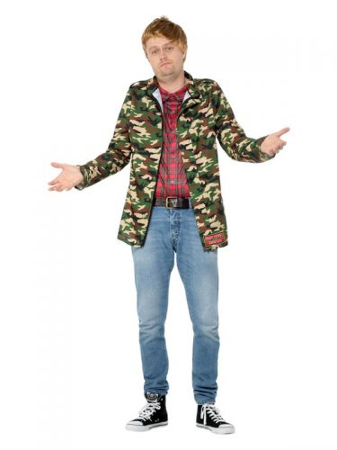 Only Fools and Horses, Rodney Costume, Camouflage