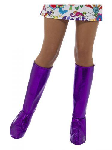 GoGo Boot Covers, Purple