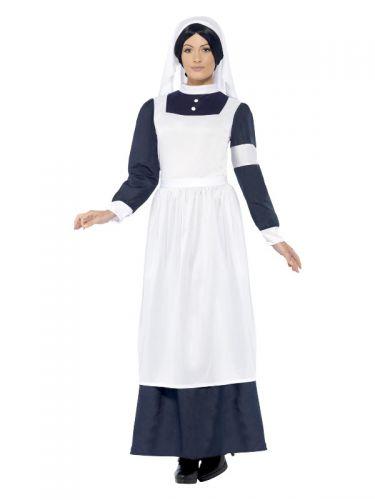 Great War Nurse Costume, White