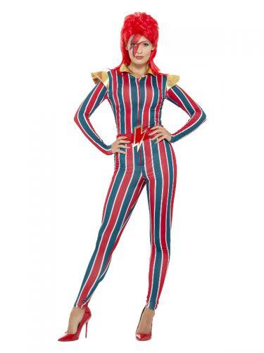 Miss Space Superstar Costume, Multi-Coloured