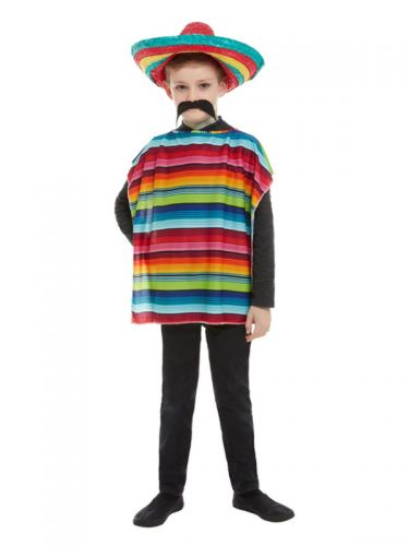 Mexican Instant Kit, Multi-Coloured