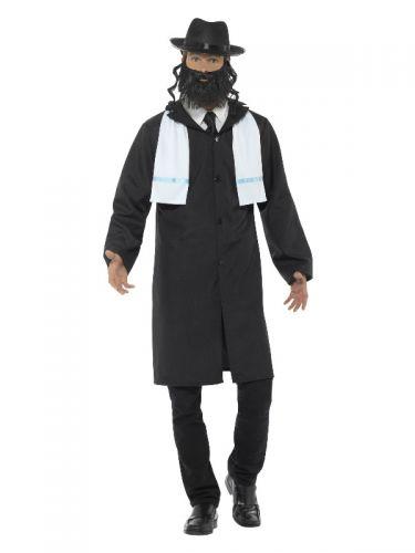 Rabbi Costume, Black