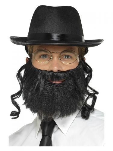 Rabbi Kit, Black