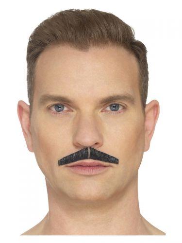 The Pencil Moustache, Black