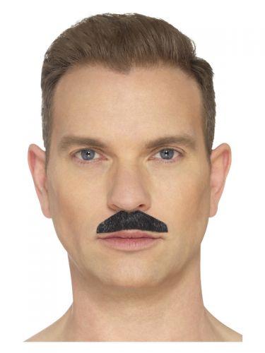 The Chevron Moustache, Black