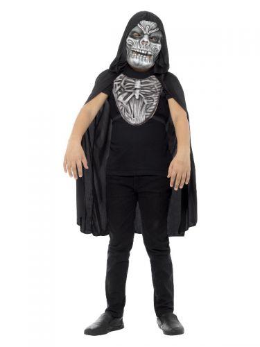 Grim Reaper Kit, Child, White