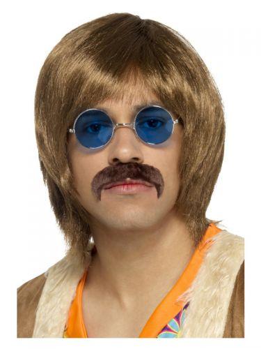 60s Hippie Kit, Brown