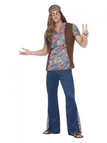 Orion the Hippie Costume, Blue