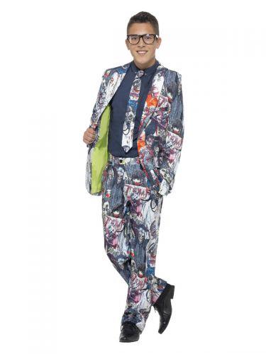 Zombie Suit, Multi-Coloured