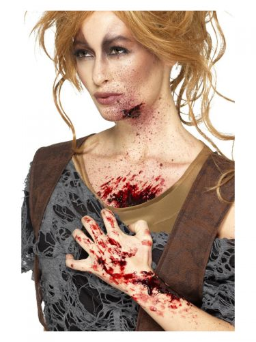 Smiffys Make-Up FX, Dark Red
