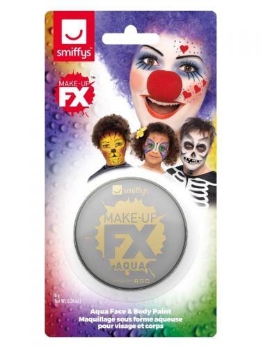 Smiffys Make-Up FX, on Display Card, Light Grey
