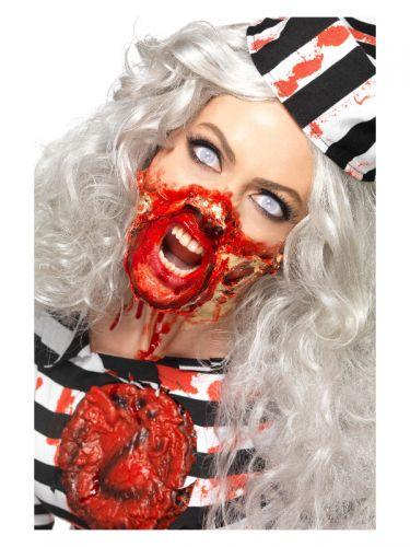Smiffys Make-Up FX, Zombie Liquid Latex, Beige