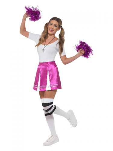Cheerleader Kit, Pink