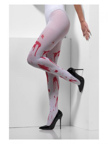 Opaque Tights, White