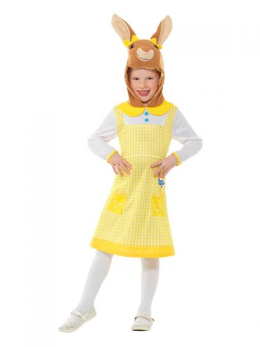 Peter Rabbit, Cottontail Deluxe Costume, Yellow