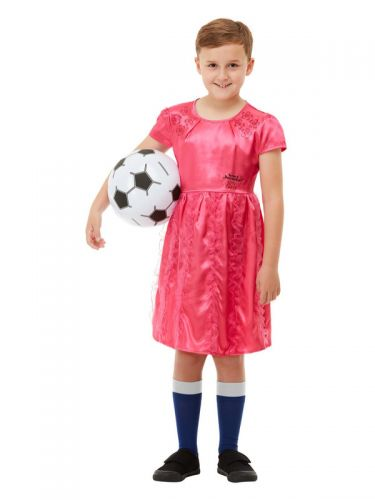 David Walliams The Boy in the Dress Deluxe Costume