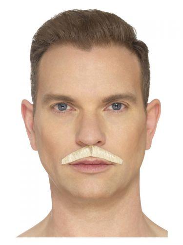 The Pencil Moustache, Blonde