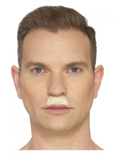 The Toothbrush Moustache, Blonde